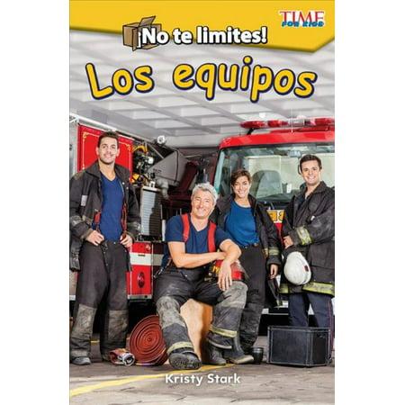 No Te Limites! Los Equipos (Outside the Box : Teams) (Spanish Version) (Level