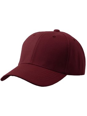 8751e850b29 Product Image Men s Plain Baseball Cap Adjustable Curved Visor Hat