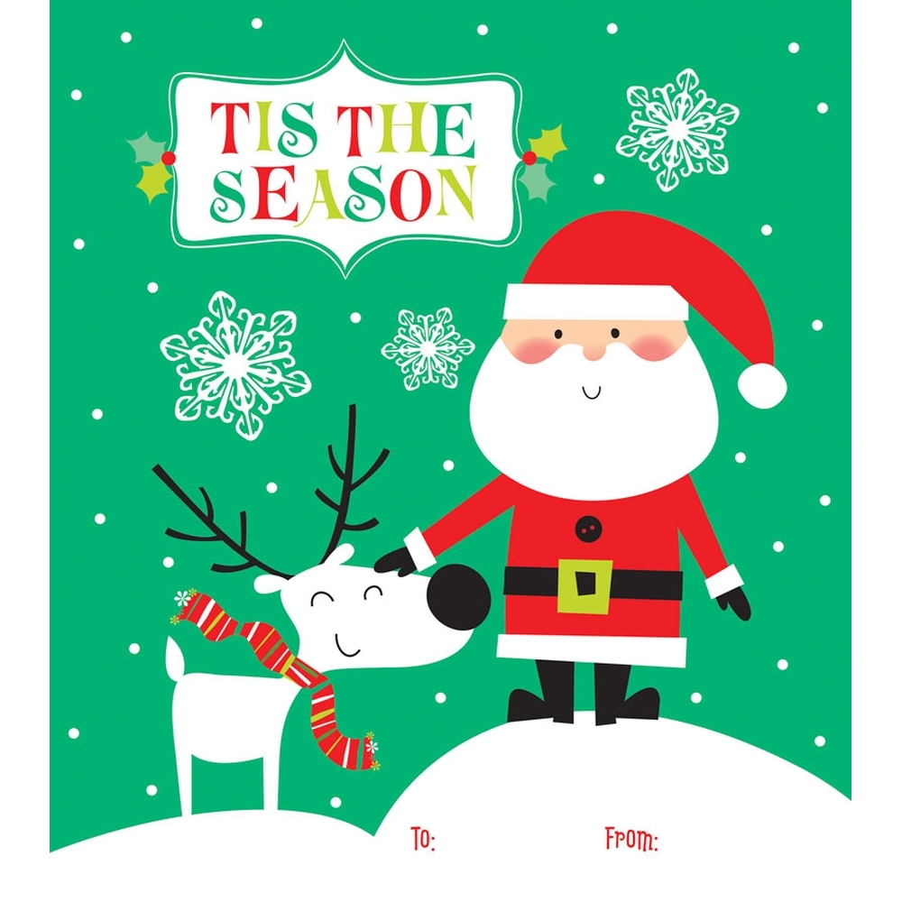 Tis the Season Calendar Wrapper, Calendar Wrappers by Calendar Ink