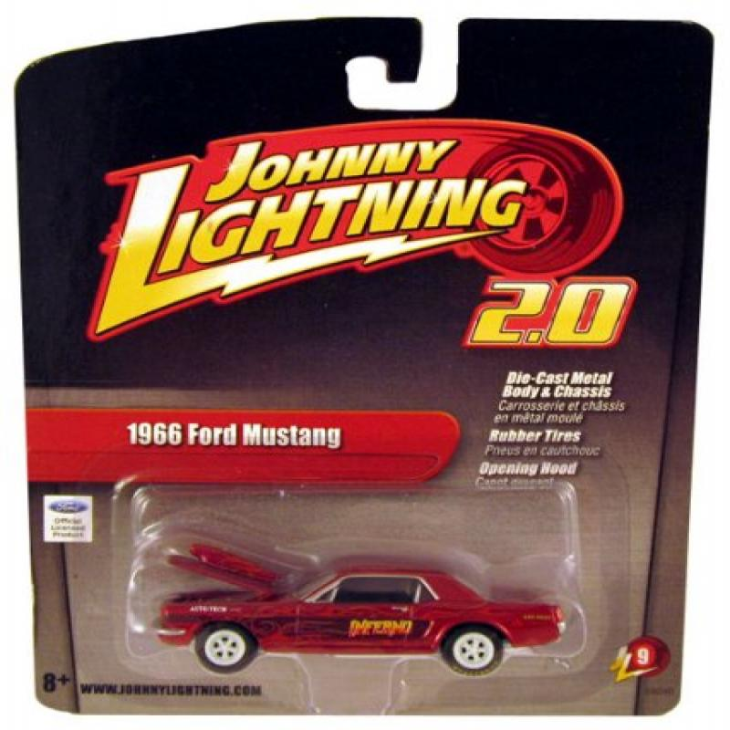 Johnny 2.0 R5 Lieutenant Tom Brown's 1987 Ford Mustang Po...