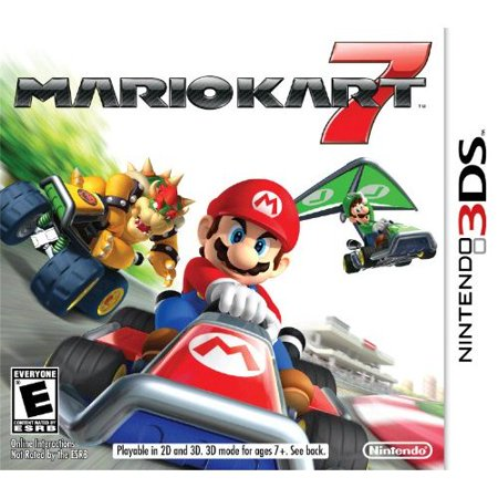 Refurbished Mario Kart 7 Game For 3DS 2DS Consoles](Mario For Hire)