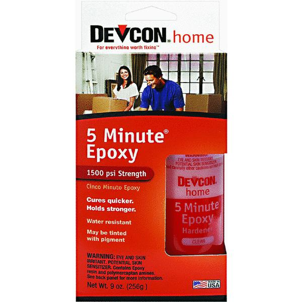 Devcon 20945 S-209 High Strength 5-Minute?? Fast Drying Epoxy