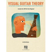 Visual Guitar Theory: An Easy Guide to Recognizing and Understanding Essential Fretboard Patterns (Paperback)