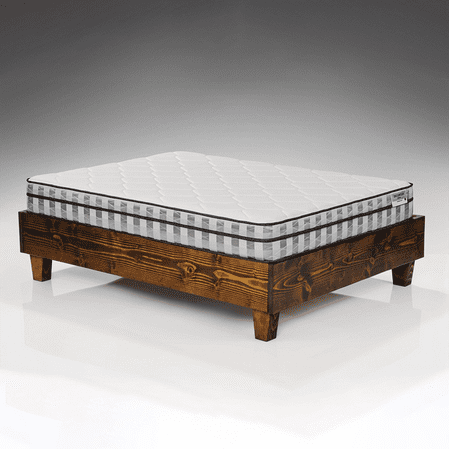 Ultimate Dreams 9 inch Crazy Quilt EuroTop Mattress, Full