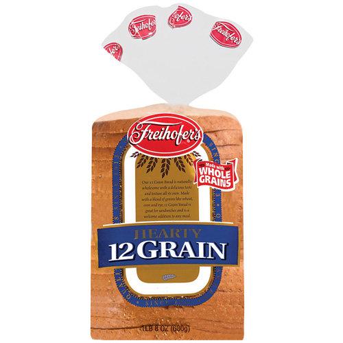 Freihofer's Hearty 12 Grain, 24