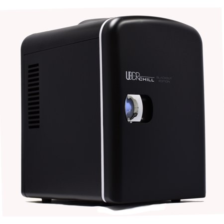 Uber Appliance UB-CH1 Uber Chill Mini Fridge 6-can portable ...