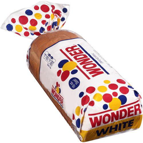 Wonder White Bread, 18 oz