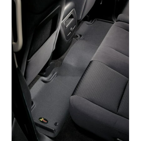 Lund 07-10 Chevy Tahoe (No 3rd Seat) Catch-All Xtreme 2nd Row Floor Liner - Black (1 Pc.) ()