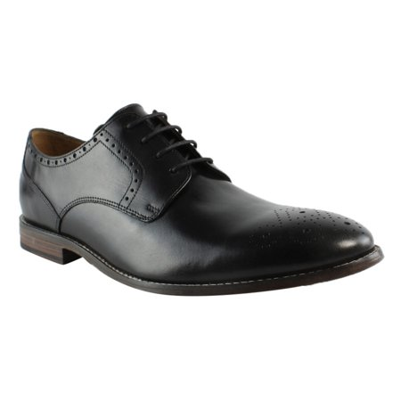 Bostonian Mens  Black Oxfords Dress Shoes Size 11 -