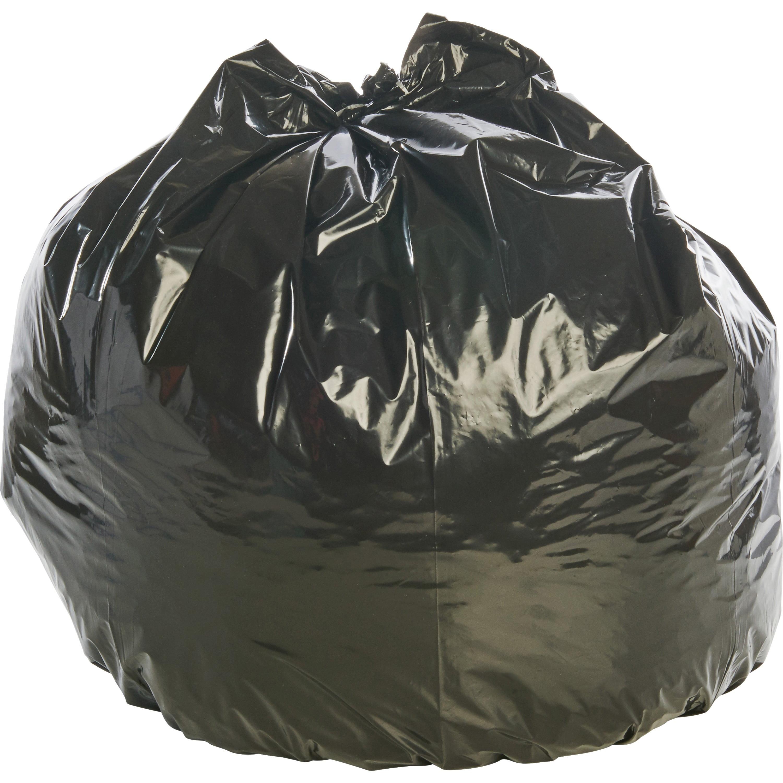 Stout Insect Repellent Trash Bags, Black, 65 / Carton (Quantity)