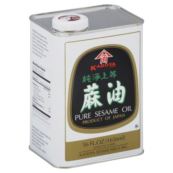 Kadoya Pure Sesame Oil, 56 fl oz