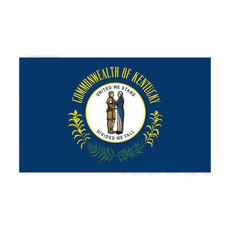 Kentucky State Flag Decal KY Motorcycle Car Truck Vinyl Sticker - Car Mart Lexington Ky