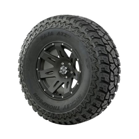 Rugged Ridge 15391.28 Wheel and Tire Package For Jeep Wrangler (JK),