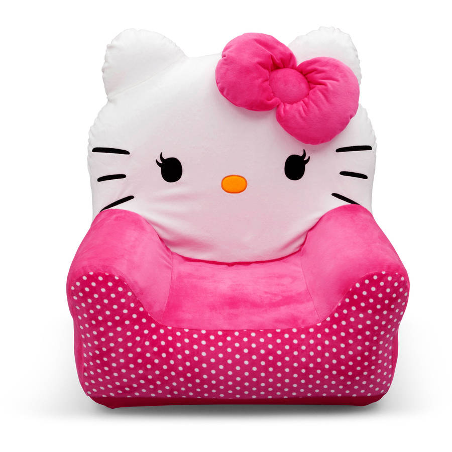 Delta Children Hello Kitty Club Chair