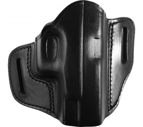 G&G Open Top Two Slot Holster, Black, Right Hand For Glock 19 23 32 3 by Gould & Goodrich