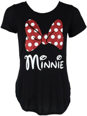 Disney Womens T Shirts Walmartcom