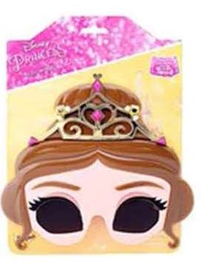 Disney Belle Sunstache Sunglasses