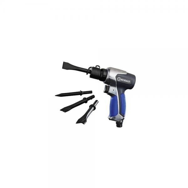 Kobalt Air Hammer With 4-Chisels