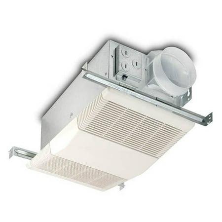 Broan Nutone 605rp Bathroom Heat Fan Walmart Com