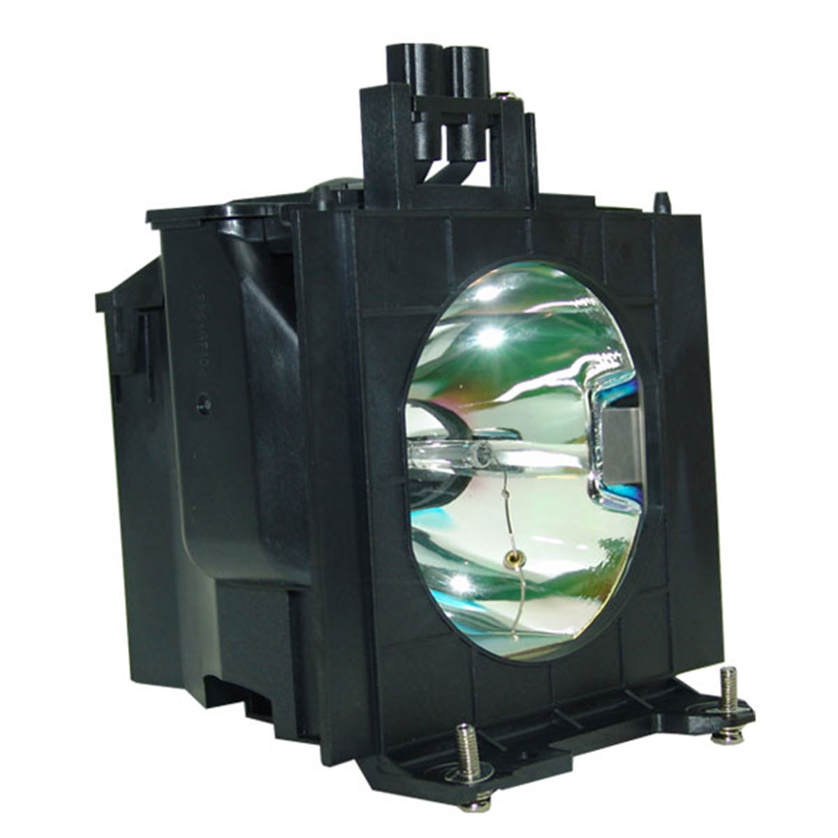 Compatible Panasonic Projector Lamp with Housing Dual Replaces Model PT-D5600U