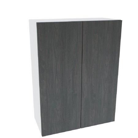 "Cambridge Threespine wall cabinet 36W x 36H x 12""""D -  SA-WU3636-CM"