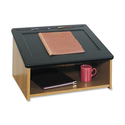 Safco Table Top Lectern SAF8916MO