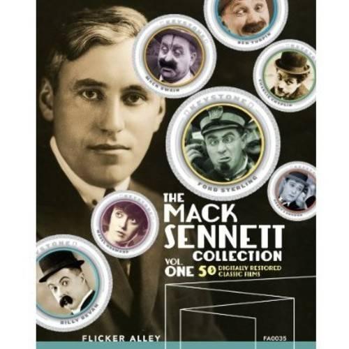 Mack Sennett Collection 1 (Blu-ray)
