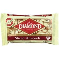 Diamond Foods Diamond of California Almonds, 6 oz