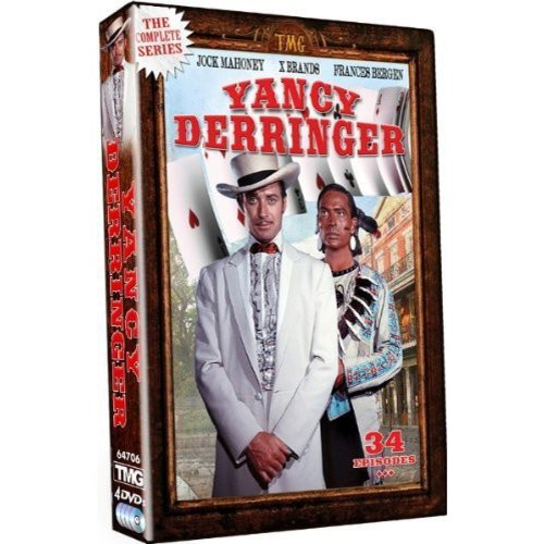 Yancy Derringer: The Complete Series (Full Frame)