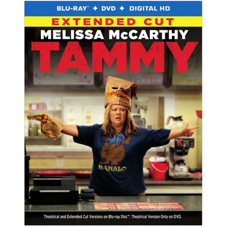Tammy  Extended Cut   Blu Ray   Dvd