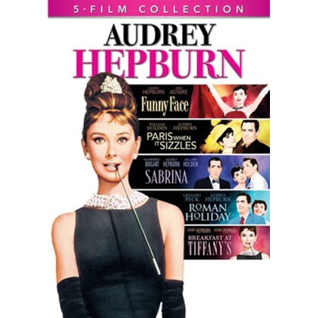 Audrey Hepburn 5-Film Collection (DVD)](Audrey Hepburn Kids)