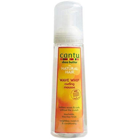 Cantu Shea Butter For Natural Hair Wave Whip Curling Mousse - 8.4oz - image 1 of 1