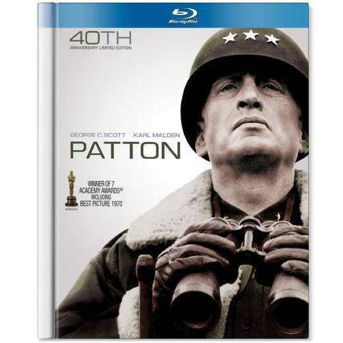 Patton (Limited Edition) (Blu-ray   Book) (Widescreen)