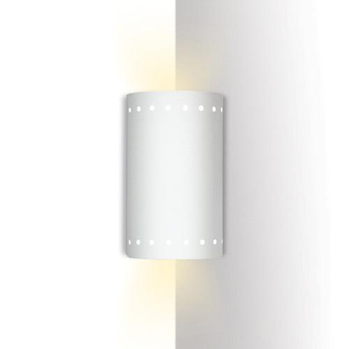 A19 Islands of Light Melos 1-Light Corner Wall Sconce