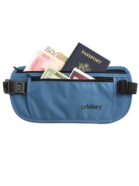 562b7721184 Product Image Orbisey Travel Adventure Hidden Waist Money Belt  Water-Resistant for Passport