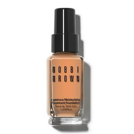 Bobbi Brown Moisturizing Foundation (Bobbi Brown 'Luminous' Moisturizing Treatment Foundation - 014 Warm Sand 1oz,)