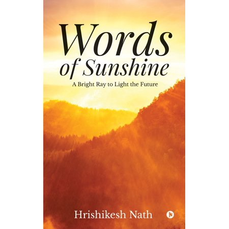 Words of Sunshine - eBook (A-z Halloween Words)