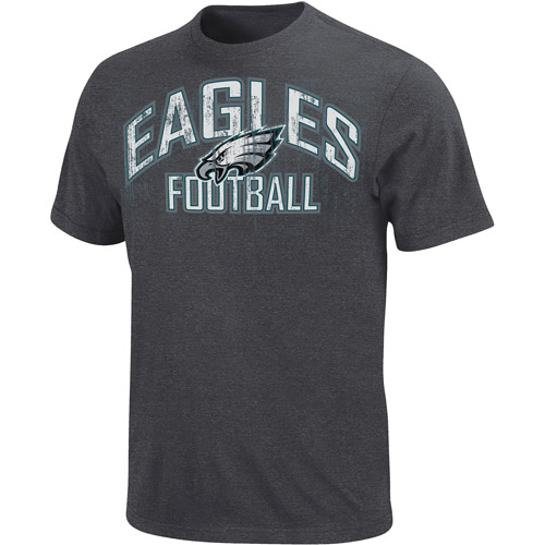 NFL - Big Men's Philadelphia Eagles Short Sleeve Team Tee