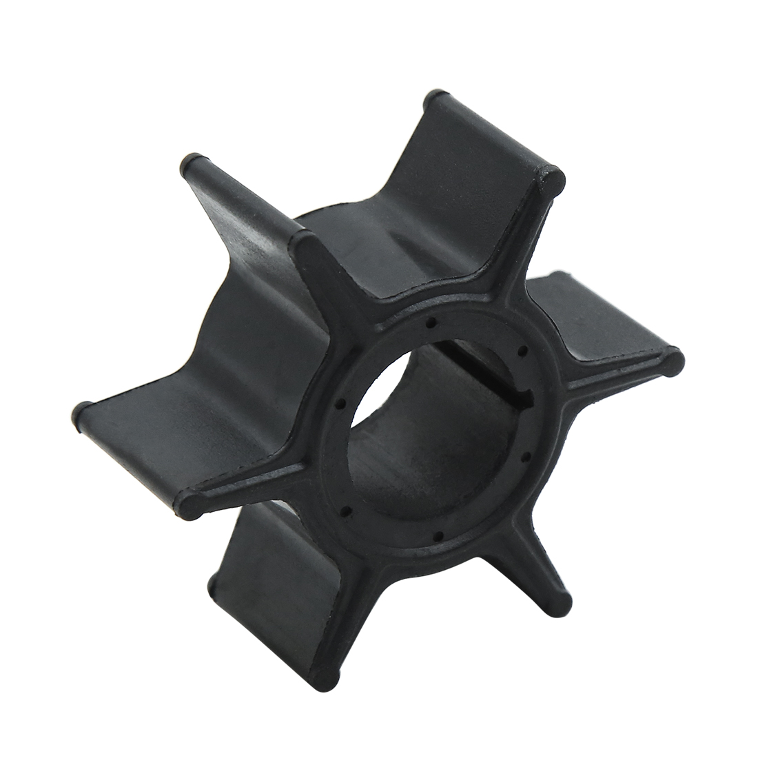Boat Outboard Water Pump Impeller Replacement Black for Tohatsu 30hp 3C8-65021-2 - image 4 de 4