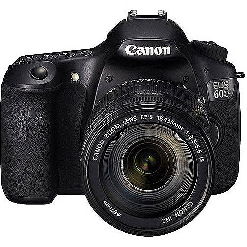 Canon EOS 60D 18-135mm f/3.5-5.6 IS kit