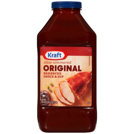 Louisiana Bbq Sauce - Kraft Original Barbecue Sauce, 82.5 oz Jug