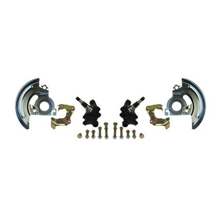 Right Stuff Detailing AFXMD4 Mini Disc Brake Conversion Kit with Factory