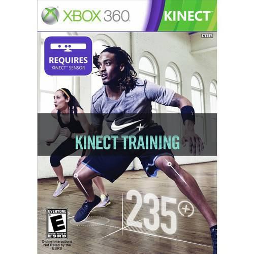 Xbox 360 - Nike+ Kinect Training