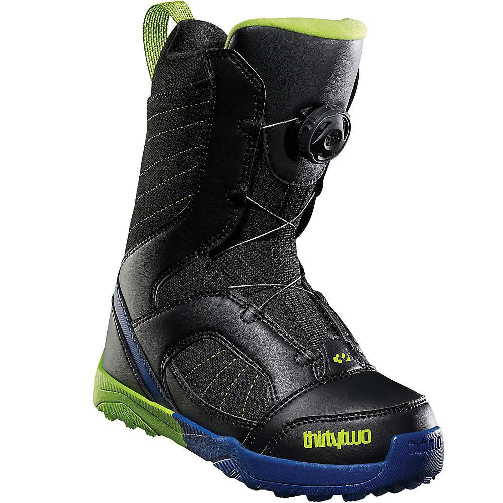 Thirty Two Kids' BOA Snowboard Boot by ThirtyTwo