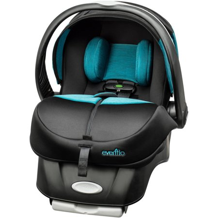 evenflo advanced embrace dlx infant car seat with sensorsafe largo. Black Bedroom Furniture Sets. Home Design Ideas