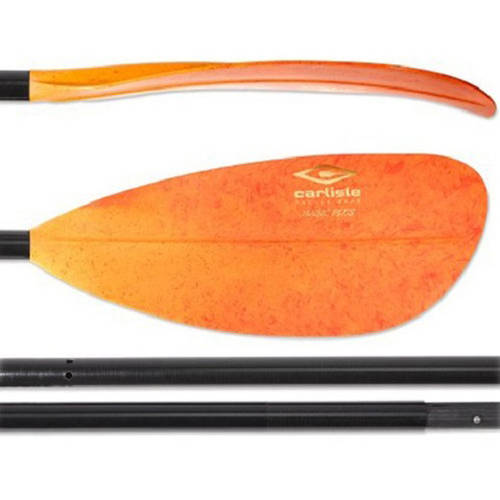 Carlisle Magic Plus/Glass Shaft Kayak Paddle, Sunrise