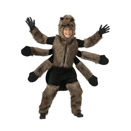 Child Furry Spider Costume](Best Furry Costumes)