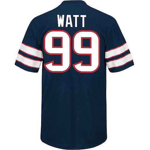NFL Big Men's Houston Texans Jj Watt Jersey, Size 2XL