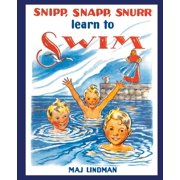 Snipp, Snapp, Snurr Learn to Swim - eBook