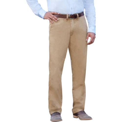 George Big Men's Everyday Wash Chinos